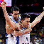 Jugadores de la selección de baloncesto de Argentina para los JJOO 2021